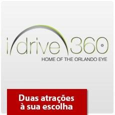 I-Drive 360: Madame Tussauds e The Coca Cola Orlando Eye
